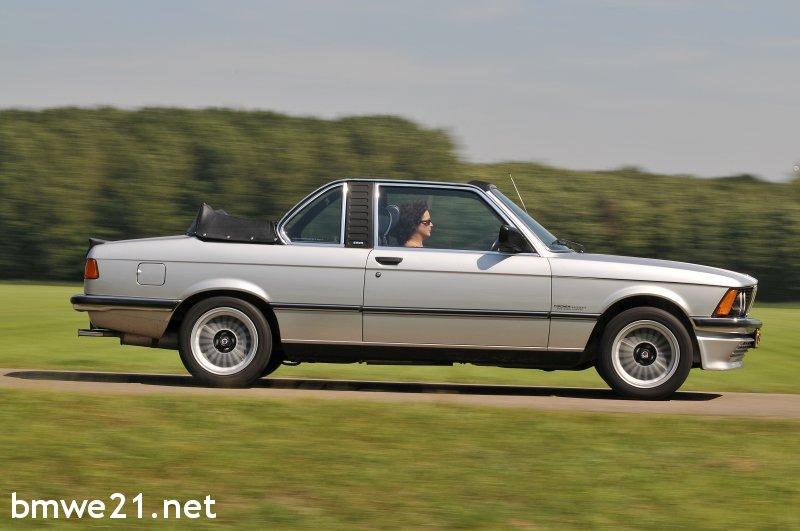 Convertible versions  pickup  BMWE21net  Jeroens BMW E21 Network