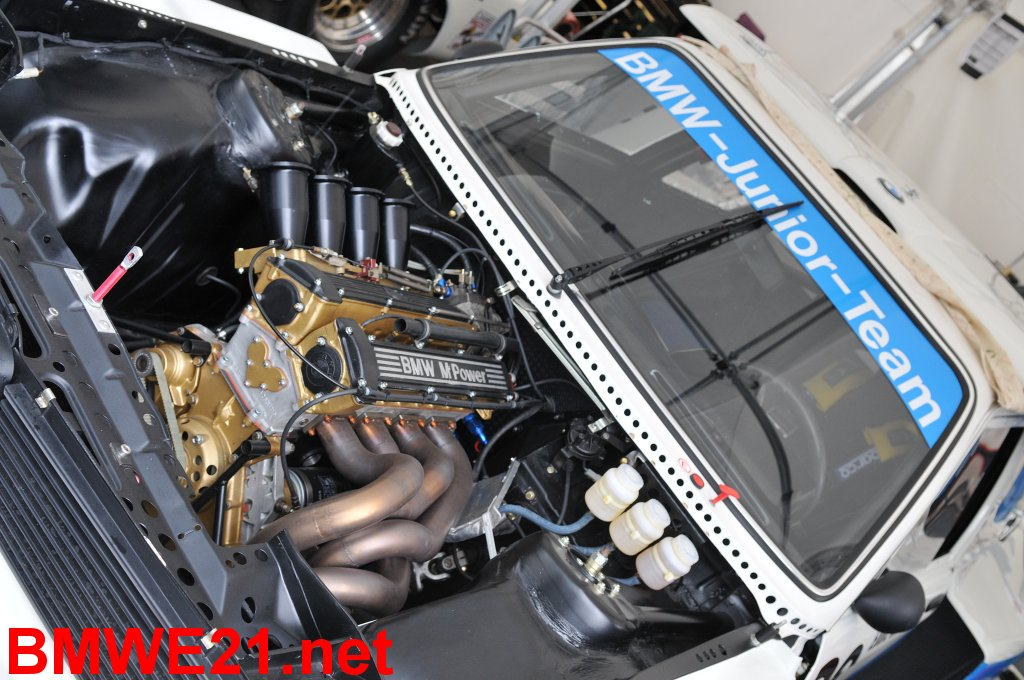 E21's in racing | BMWE21 net – Jeroen's BMW E21 Network