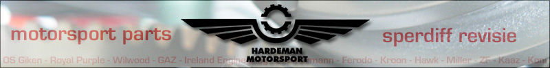 Hardeman Motorsport - motorsport parts and diff specialist