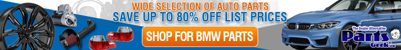 BMW Parts at Partsgeek US