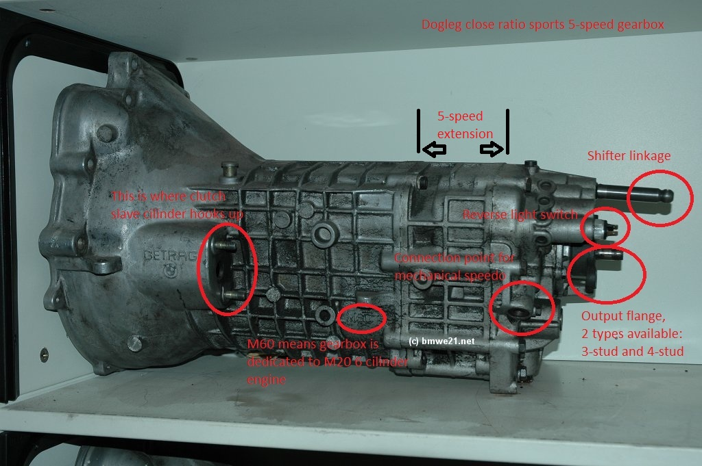 gearbox types bmwe21 net jeroen s bmw e21 network sports 5 speed click to enlarge